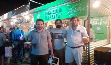 Imagen de Productores dolorenses en la Fiesta de la Cerveza de Santa Clara del Mar