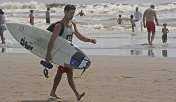 Imagen de Por qué está tan peligroso el mar este verano en La Costa
