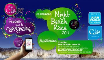 Imagen de La maratón nocturna vuelve el domingo a las playas de Mar de Ajó