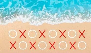 Imagen de Verano 2021: impulsan aerosol para marcar distanciamiento en la playa