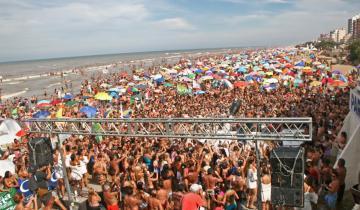 Imagen de Con miles de personas cerraron los carnavales en las playas de La Costa