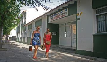 Imagen de Santa Teresita, una historia de 71 años a través de una escuela