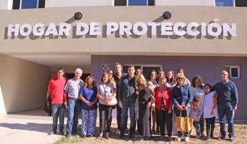 Imagen de Se inauguró un Hogar de Protección en La Costa, el primero de la región