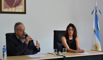 Imagen de Rodríguez Ponte abrió las sesiones del HCD en General Lavalle