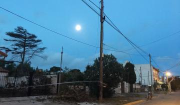 Imagen de Continúa el alerta meteorológico por vientos fuertes con ráfagas