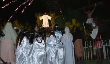 Imagen de Celebraciones por la Semana Santa en La Costa y General Madariaga