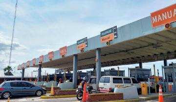 Imagen de La Provincia propuso aumentar un 33% los peajes de las rutas a la Costa Atlántica