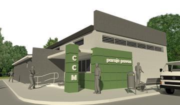 Imagen de Cómo quedará el Centro Cultural de Pavón tras su remodelación