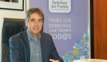 """Imagen de Lorenzino: """"La única propuesta de Aubasa es instalar peajes para conseguir fondos"""""""