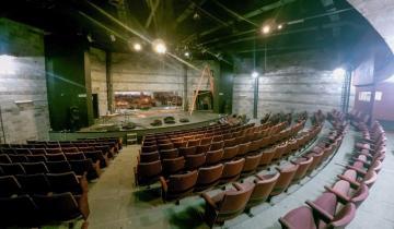 Imagen de Renuevan el Teatro de la Torre en Pinamar