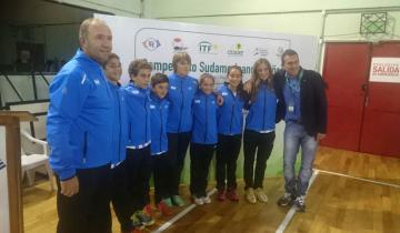 Imagen de El seleccionado dirigido por Jorge Etchart está en semifinales