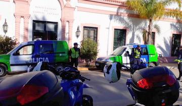 Imagen de Llegaron nuevas unidades destinadas a la Policía de General Lavalle