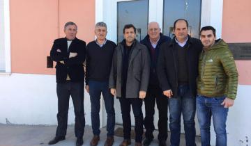Imagen de Intendentes de la 5ª sección electoral ratificaron el liderazgo de Cristina