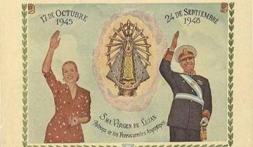 Imagen de Mañana es san Perón