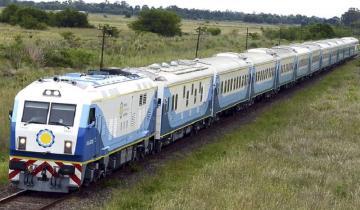 Imagen de Verano 2021: pretenden bajar el tiempo al viaje en tren de Buenos Aires a Mar del Plata
