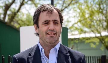 Imagen de Rapallini va por la confirmación con sus candidatos en Maipú