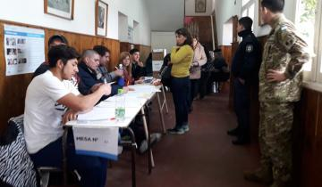 Imagen de Las autoridades de mesa de las elecciones cobrarán menos que hace dos años