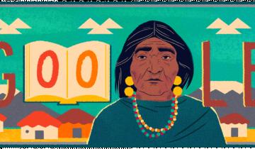 Imagen de Dolores Cacuango: quién fue la mujer que Google homenajea hoy en su doodle