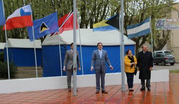Imagen de Debido al clima fueron postergadas las celebraciones del aniversario de Maipú