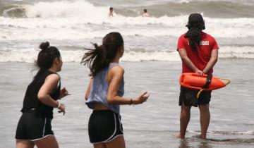 Imagen de Continúa en marzo y abril el Operativo de Seguridad en Playa en La Costa