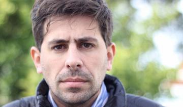 """Imagen de Dani López tras ser confirmado precandidato a intendente: """"No me importa lo que piense Delmonte, intentó pasar por encima de todos"""""""