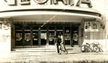 Imagen de Así continúa el proyecto para recuperar el viejo Cine Gloria de Dolores