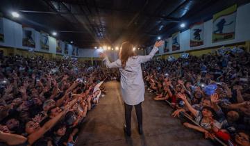 Imagen de Aseguran que Cristina Kirchner visitará Dolores