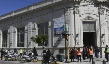 Imagen de Coronavirus: el Banco Provincia de Chascomús estará cerrado hasta el lunes por caso positivo
