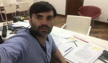 Imagen de Echarren denuncia que IOMA y PAMI le deben a Castelli 6 millones de pesos