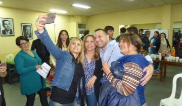 Imagen de El PJ de Dolores se une sin Meckievi y con Celasco como presidente