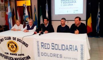 Imagen de Así será la 4ª Maratón Solidaria y Saludable en Dolores