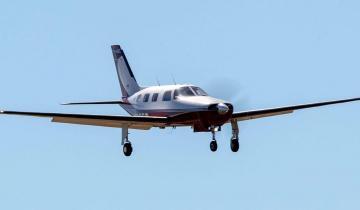 Imagen de Cómo es el avión donde viajaba el futbolista argentino que continúa desaparecido