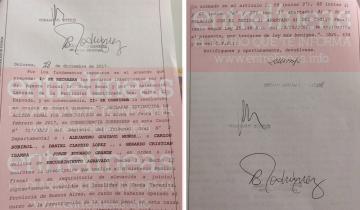 Imagen de La Cámara de Apelaciones confirmó la prescripción de la causa de Darío Jerez