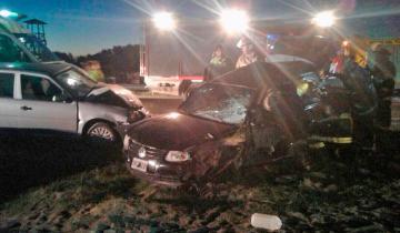 Imagen de Otro fuerte accidente en la Ruta 11
