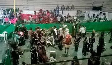 Imagen de Se filtró un emotivo video de las comparsas unidas del Carnaval del Sol