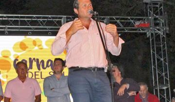 """Imagen de """"Juntos haremos que en cuatro o cinco años el Carnaval del Sol sea el mejor del país"""""""