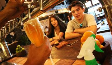 Imagen de Conocé el mapa costero del boom de las cervezas artesanales