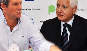 Imagen de Etchevarren se reunió con la máxima autoridad de ABSA y va por la municipalización del servicio