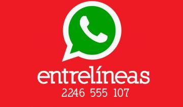 Imagen de ENTRELÍNEAS.info es el primer medio de la Provincia que envía noticias a través de WhatsApp