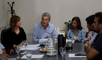 Imagen de Barrera le pegó a Vidal por los tarifazos a la luz