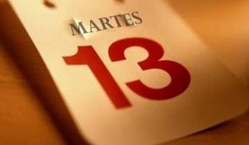 Imagen de Martes 13: mitos y supersticiones sobre el día de la mala suerte