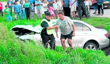 Imagen de Tras chocar a un niño manejando ebrio, Lalo Ramos quiere volver a conducir
