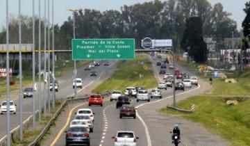 Imagen de Intensa búsqueda: el auto desde donde les dispararon al diputado Olivares y Yadon fue tomado por radares de la Autovía 2