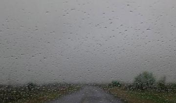 Imagen de Alerta meteorológico por lluvias y tormentas intensas en la región