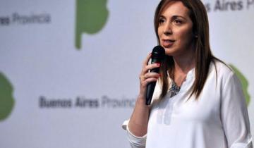 Imagen de A contramano de Nación, Vidal adelanta el aguinaldo y dará un bono para las jubilaciones más bajas