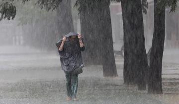 Imagen de Lanzan alerta meteorológico por tormentas fuertes o severas