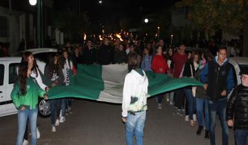 Imagen de Coronavirus: la histórica Marcha de las Antorchas del Colegio Nacional de Dolores se realizará de manera virtual