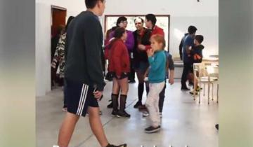 Imagen de Mirá el video que el gobierno de la Provincia armó del nuevo Centro Cultural de General Lavalle