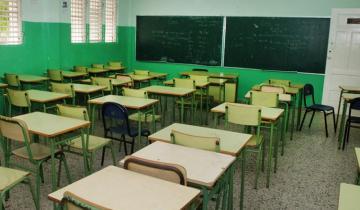 Imagen de Los gremios docentes bonaerenses pidieron un plan de emergencia bonaerense