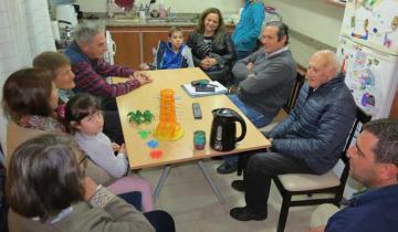 Imagen de Qué barrios visitó Etchevarren en sus reuniones con los vecinos